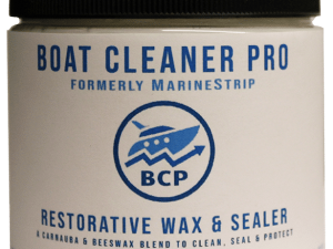 boat cleaner pro wax